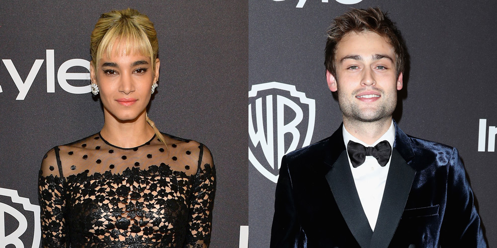 Sofia Boutella, Douglas Booth, & More Party The Night Away ...
