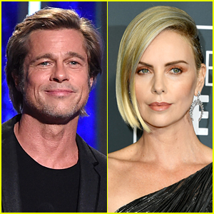 So About Those Brad Pitt & Charlize Theron Dating Rumors...