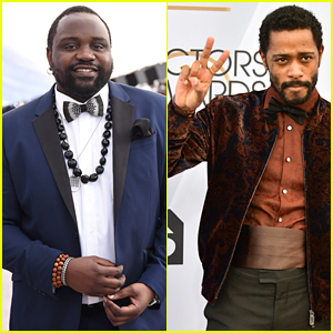Brian Tyree Henry & Lakeith Stanfield Bring 'Atlanta' to SAG Awards 2019