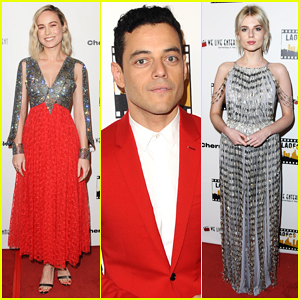 Brie Larson & Rami Malek Support 'Roma's Big Win at Online Film Critics Awards - See Full List of Winners!