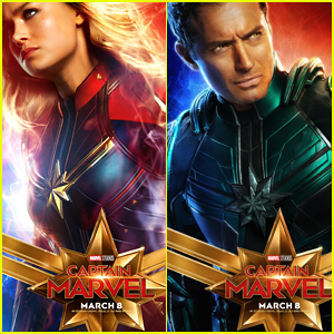 Have You Seen The New Captain Marvel Posters?
