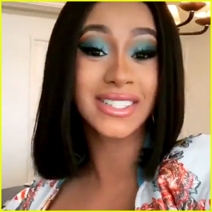 Cardi B's Government Shutdown Rant Turned Into a Song!