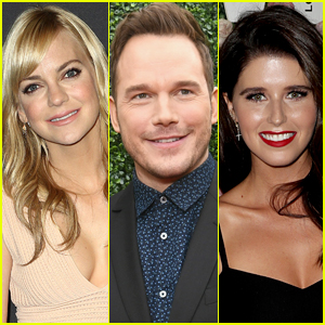 Chris Pratt Texted Anna Faris After Proposing to Katherine Schwarzenegger - Here's What Anna Texted Back...