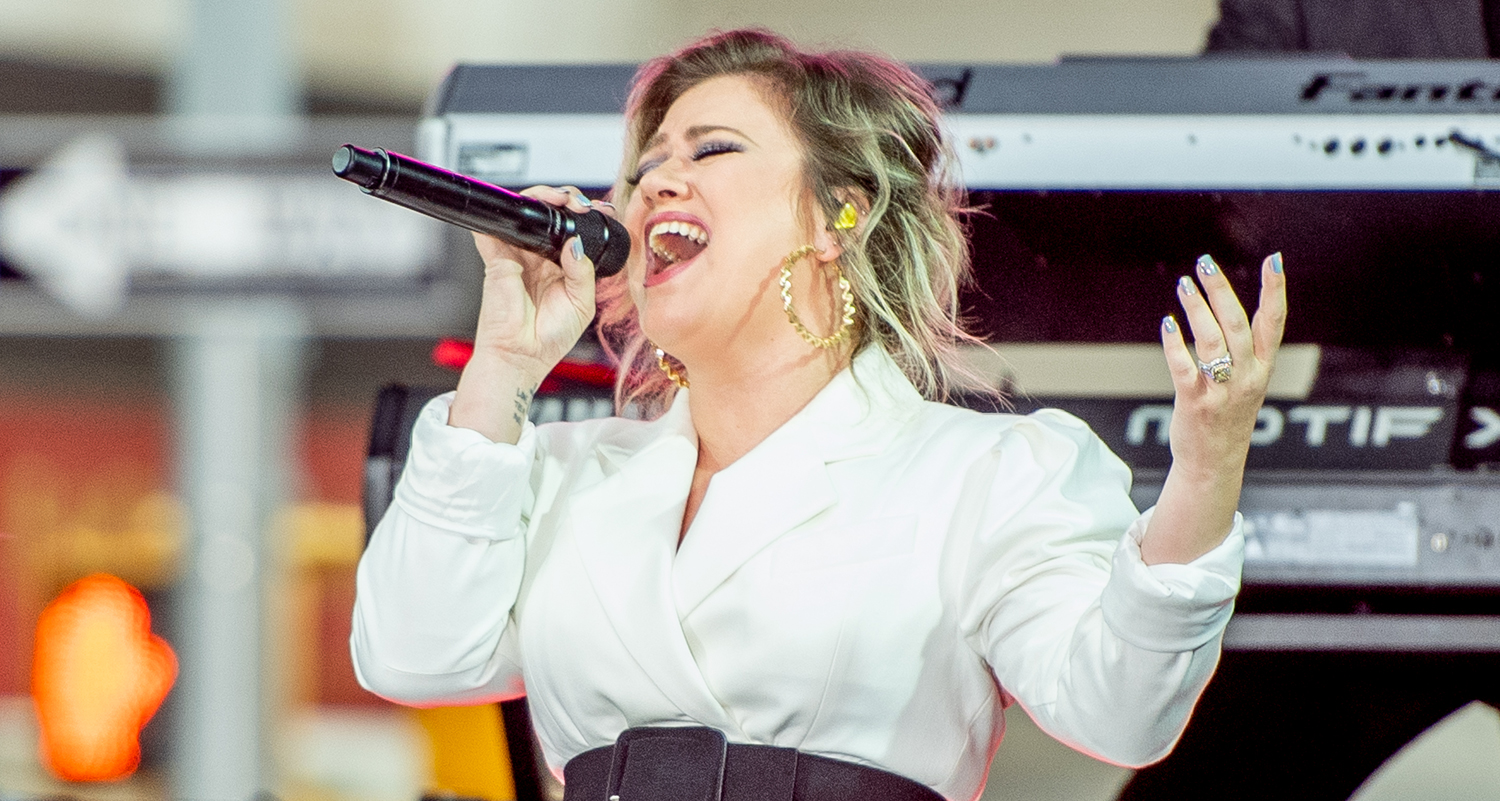 Kelly Clarkson's 'Meaning of Life' 2019 Tour – Set List