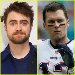 Daniel Radcliffe Calls Out Tom Brady: 'Take that MAGA Hat