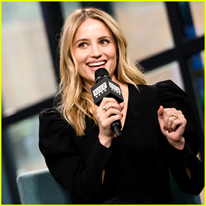 Dianna Agron Opens Up About Social Media & 'Glee'!
