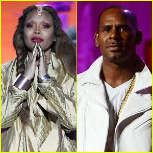 Erykah Badu Shares Controversial Thoughts About R. Kelly Amid Boos During Concert - Watch