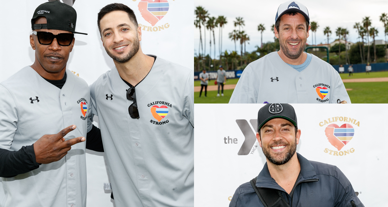 2019 all star celebrity softball game participants