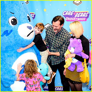 Jaime King Meets the Care Bears with Her Adorable Kids!