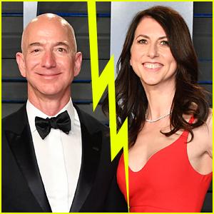 Amazon S Founder Ceo Jeff Bezos Wife Mackenzie Split After 25