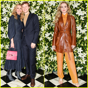 Julia Roberts, Kathryn Newton & More Help Honor Lucas Hedges at WSJ.