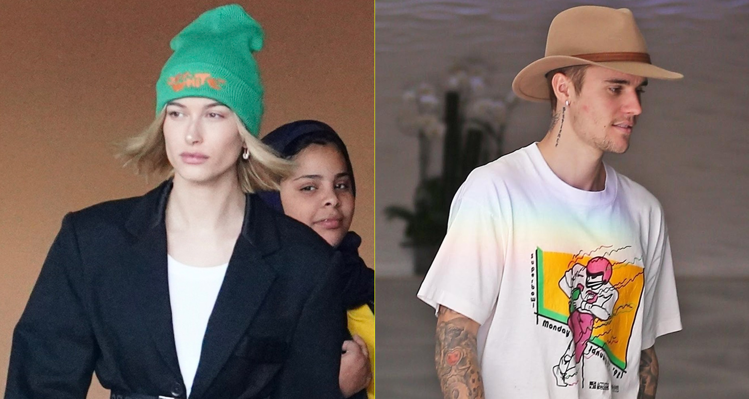 Hailey & Justin Bieber Spend Their Days Separately in LA