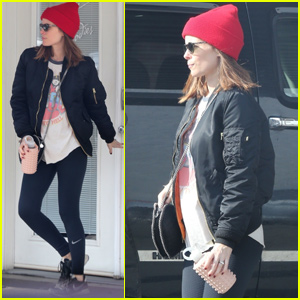 Kate Mara Steps Out For Dance
