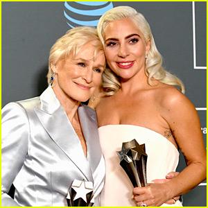 Lady Gaga Reveals How Glenn Close & Her Mom Became Friends