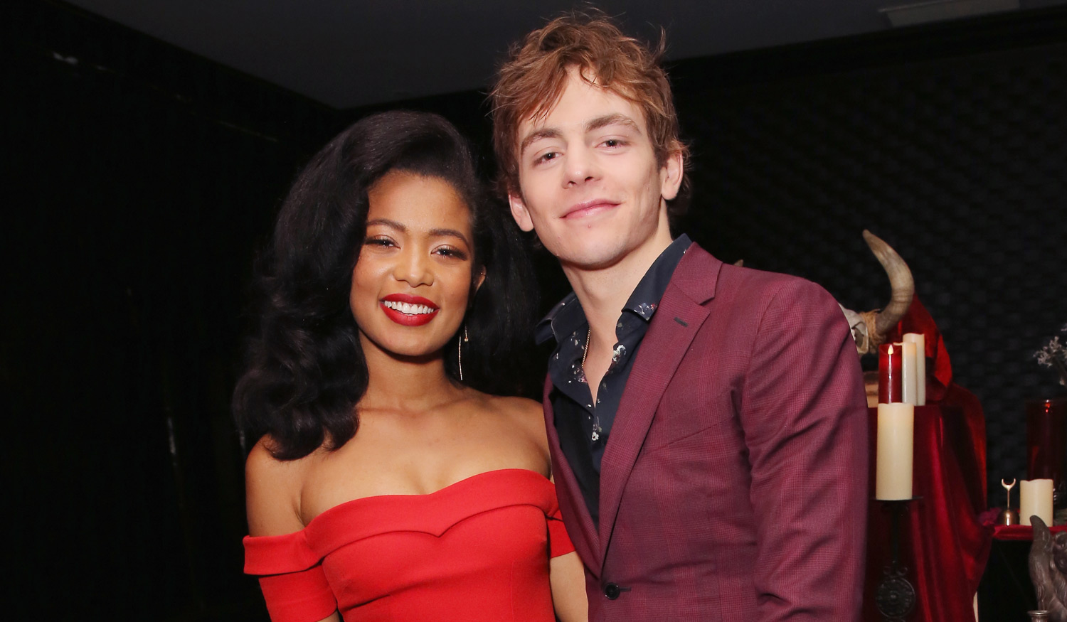 Ross Lynch & Jaz Sinclair Fuel Dating Rumors with This New Pic