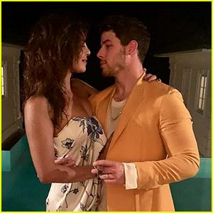 Nick Jonas & Priyanka Chopra Kick Off Caribbean Honeymoon!