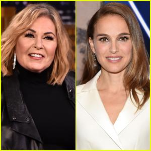 Roseanne Barr Calls Natalie Portman 'Repulsive' For Skipping Awards Ceremony in Israel