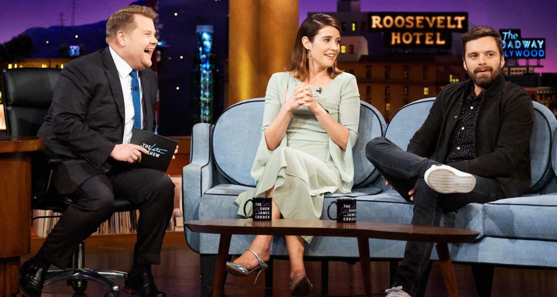 Cobie Smulders & Sebastian Stan Dodge 'Avengers' Theories ...