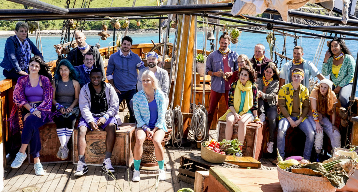 Survivor 2019 Contestants Meet 18 Edge Of Extinction