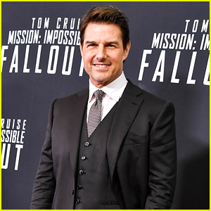 Tom Cruise Announces Upcoming