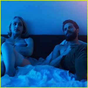 Jamie Dornan & Jemima Kirke Star in 'Untogether' - Watch the Trailer!