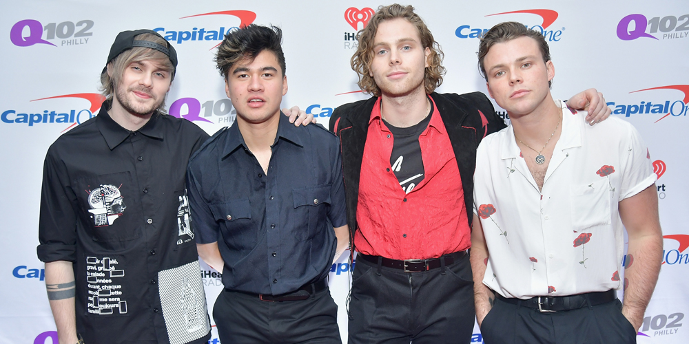 DOWNLOAD: 5 Seconds of Summer – Teeth (mp3) • illuminaija