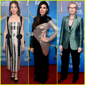 Alison Brie, Jamie Lynn Sigler, & Jane Lynch Step Out for Writers Guild Awards 2019 in L.A.