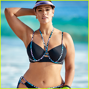 23cb01edd8 Ashley Graham Slays in a Bikini for New Swimsuits For All Collection ...