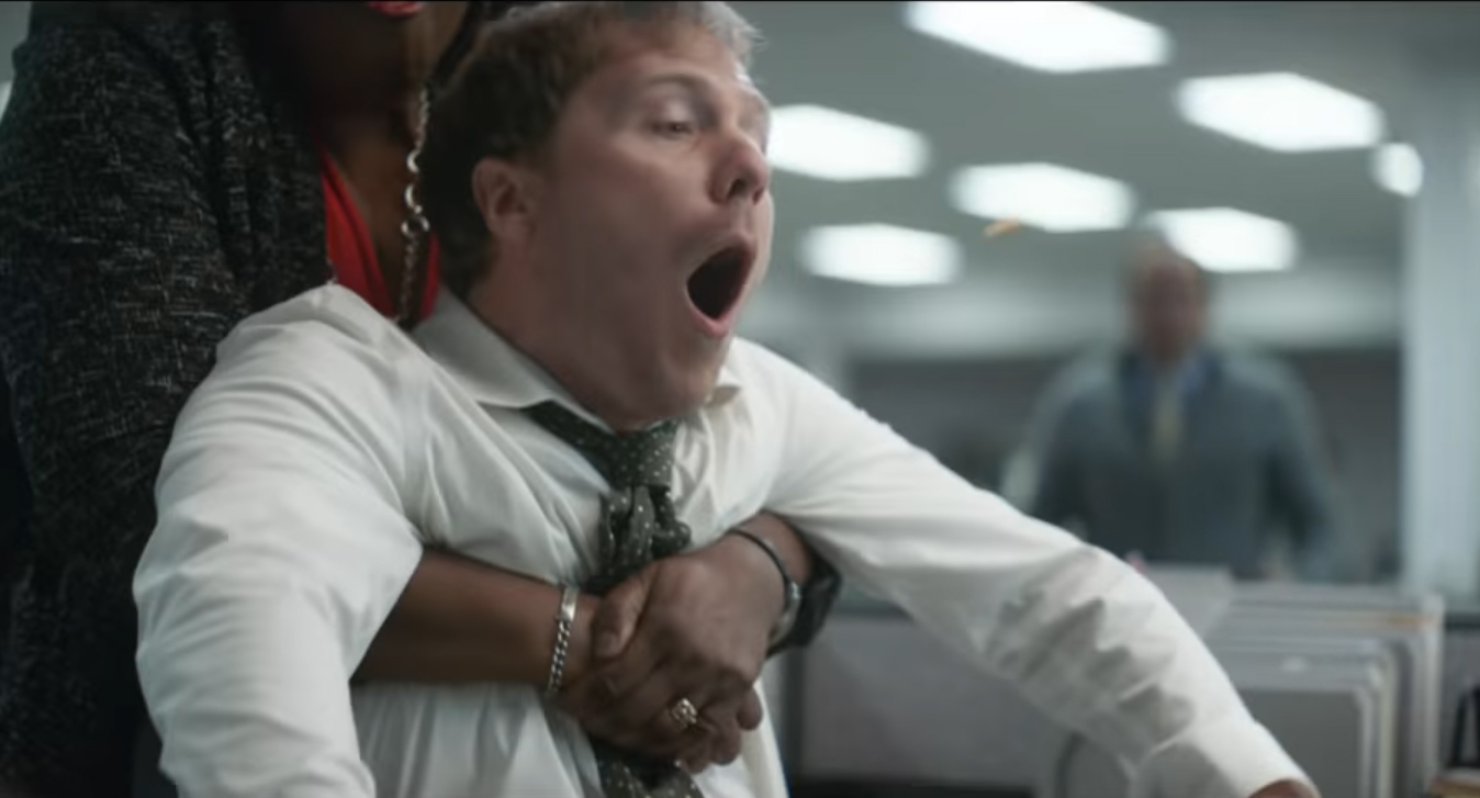 audi super bowl commercial 2019: worker chokes on cashew! | 2019