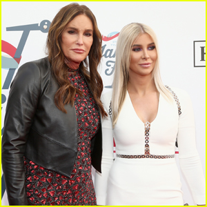 Caitlyn Jenner is Joined by Sophia Hutchins at Steven Tyler's Grammys 2019 Viewing Party!