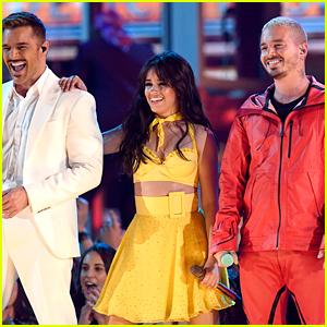 Camila Cabello & Ricky Martin Kick Off Grammys 2019 (Video)