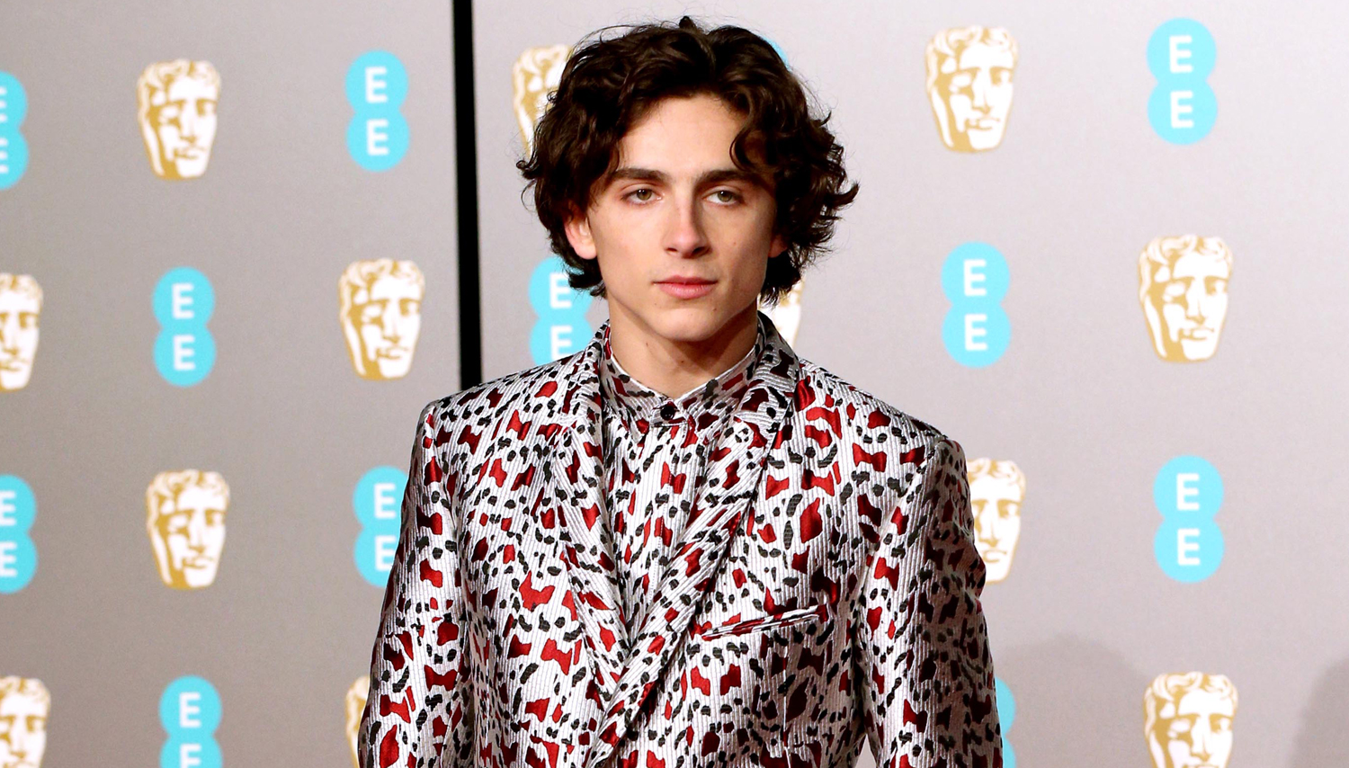 Baftas 2019: Timothee Chalamet Wears The Most Interesting Suit Of The