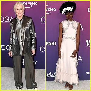 Glenn Close, Danai Gurira, & More Glam Up for Costume Designers Guild Awards 2019!