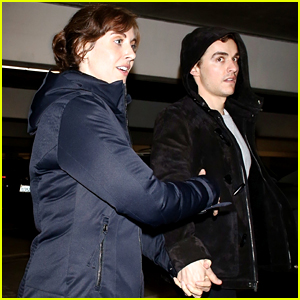 Dave Franco & Wife Alison Brie Enjoy a Movie Date Night!