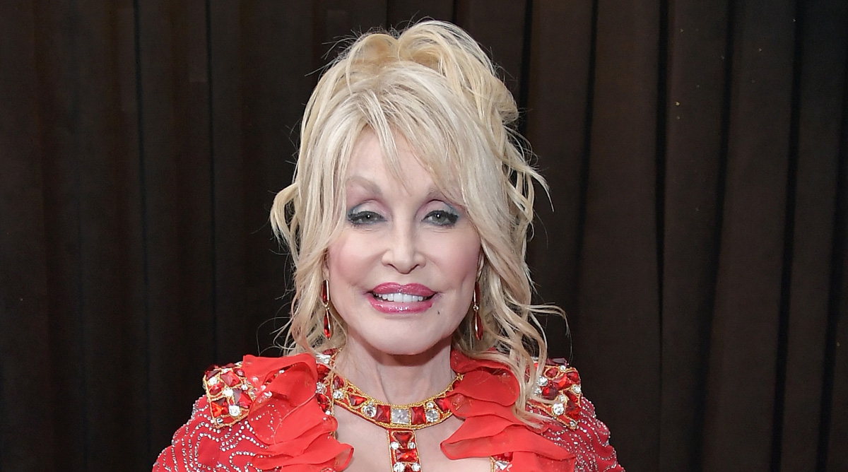 Dolly Parton Addresses Rumors About Her Sexuality - Just Jared