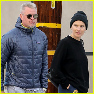 Eric Dane Steps Out for Coffee with Actress Dree Hemingway