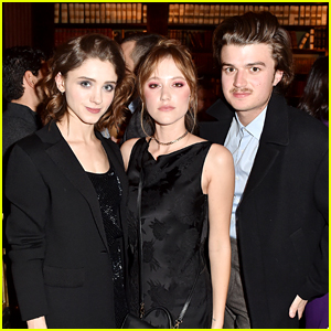 Natalia Dyer Joins Joe Keery & More at Ferragamo's Milan Dinner