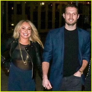 Hayden Panettiere Wants to Marry Boyfriend Brian Hickerson