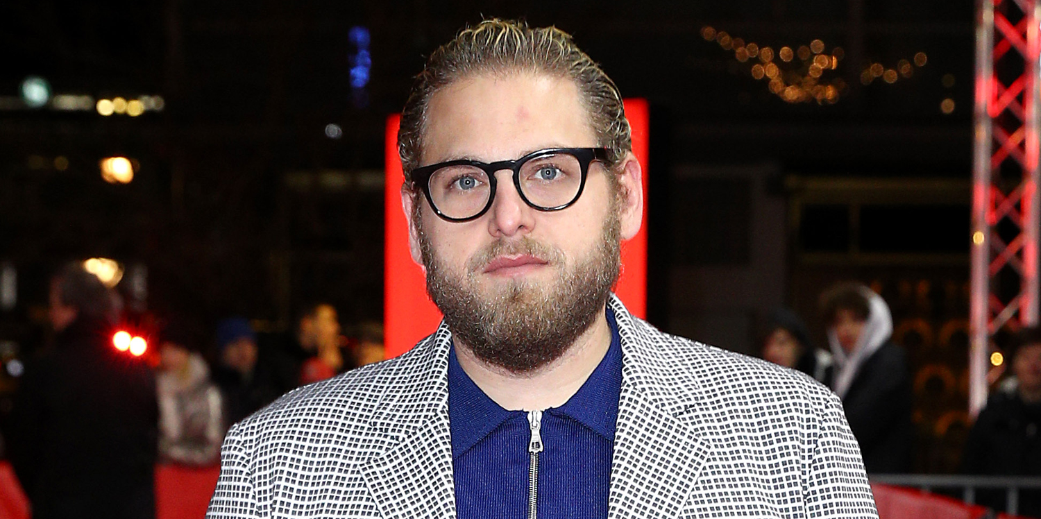 Jonah Hill Promotes His Movie Mid90′s at Berlin Film