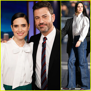 Jennifer Connelly Talks Riding Motorcycle With Tom Cruise in 'Top Gun' Sequel - Watch Here!