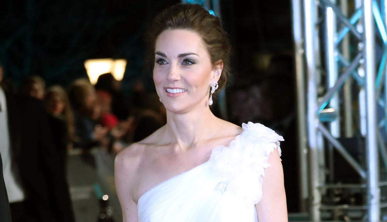 BAFTA 2019: Kate Middleton Looks Stunning In One Shoulder Dress At