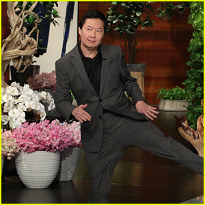 Ken Jeong's Standup Show Is a Love Letter to His Special 'Ho' - Watch!