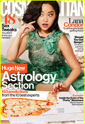 Lana Condor Opens Up Adjusting To Her Overnight Fame After 'To All The Boys'