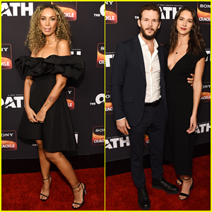 Leona Lewis Joins 'The Oath' Cast at Season 2 Premiere!