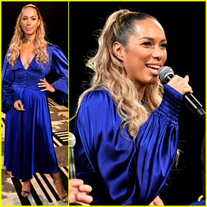 Leona Lewis Promotes Her TV Acting Debut at SCAD aTVfest!