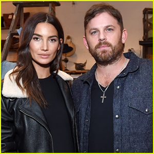 Lily Aldridge Gives Birth to Son Winston Roy Followill