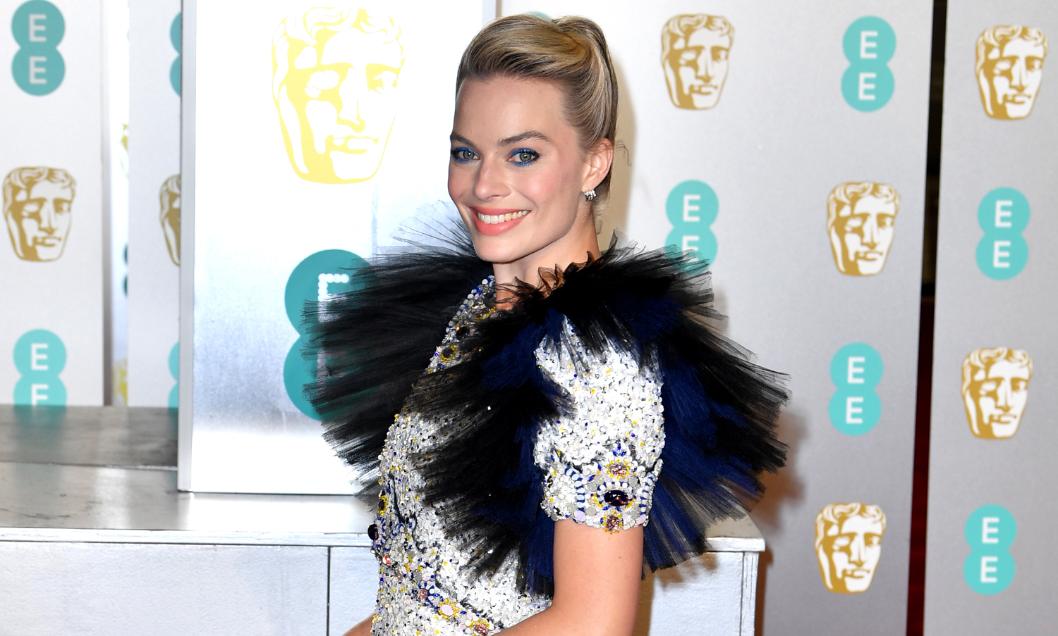 Bafta Awards 2019: Margot Robbie Has A Haute Couture Moment At BAFTAs 2019