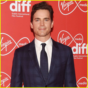 Matt Bomer Attends Opening Night Ceremony of Dublin Film Festival 2019