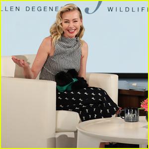 Portia de Rossi Reveals Her 61st Birthday Present for Ellen!