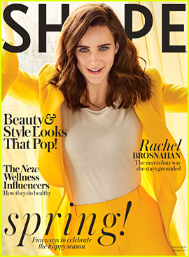b4325acd32a08 Rachel Brosnahan Reveals the Secret Way She Stays Healthy